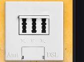 Unterstützung für DSL