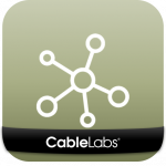 icon with simplified network connection